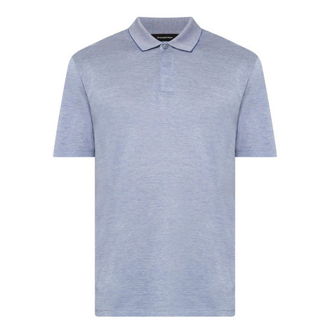 Textured Polo Shirt, ${color}