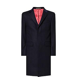 Retro Wool Coat