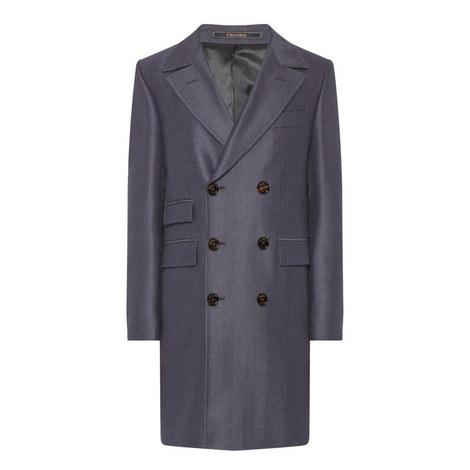 Marton Herringbone Coat, ${color}