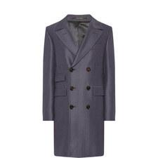Marton Herringbone Coat