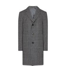 Herringbone Tweed Jacket