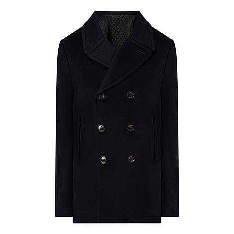 Wool Pea Coat, ${color}
