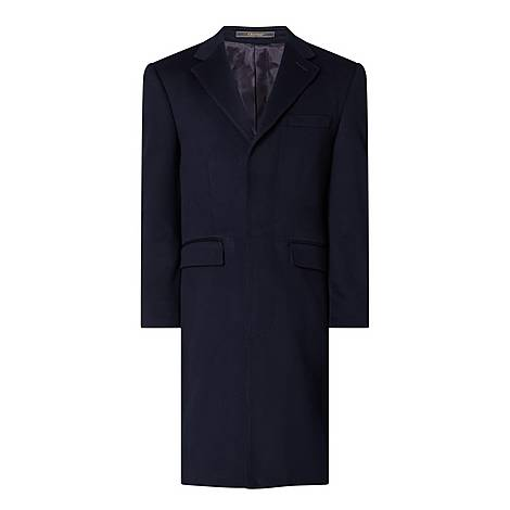Classic Wool-Cashmere Overcoat, ${color}
