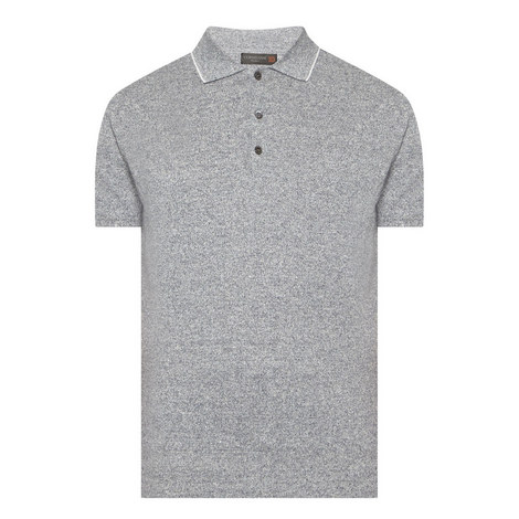 Short-Sleeved Polo Shirt, ${color}