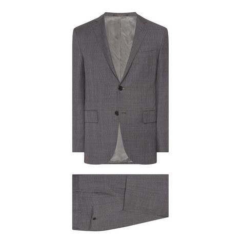 2-Piece Check Suit, ${color}