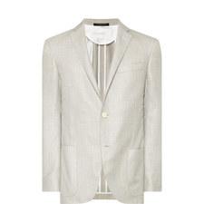 Silk Cashmere Blazer