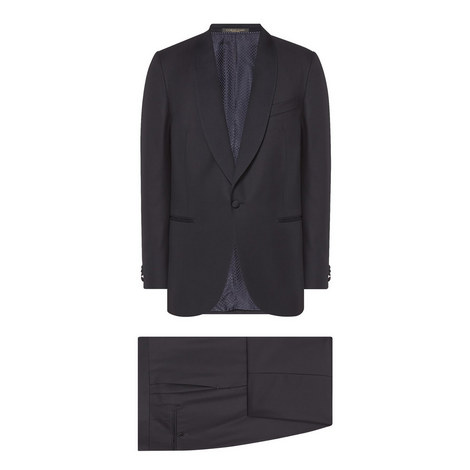 2 Piece Wool Suit, ${color}