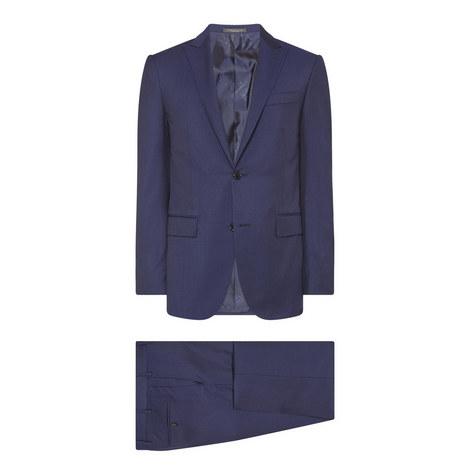 Corneliani's Two-Piece Wool Peak Suit, ${color}