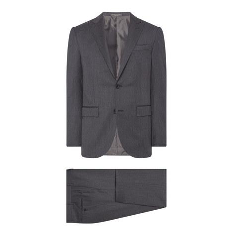 2-Piece Drop 8 Twill Suit, ${color}
