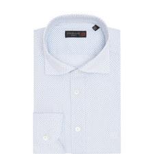Micro Print Shirt