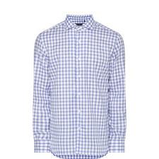 Gingham Long Sleeve Shirt