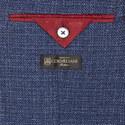 Mélange Single Breasted Jacket, ${color}