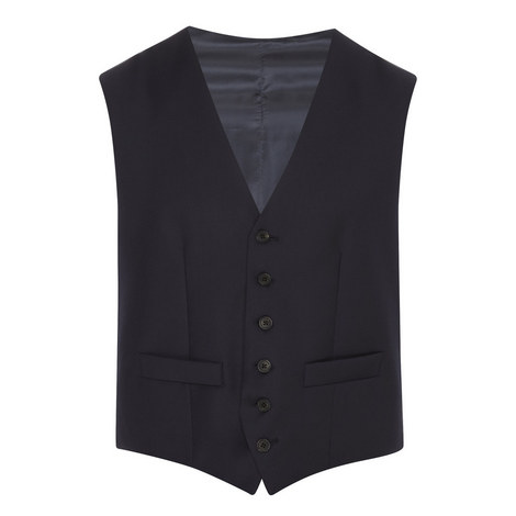 Single Breasted Waistcoat, ${color}