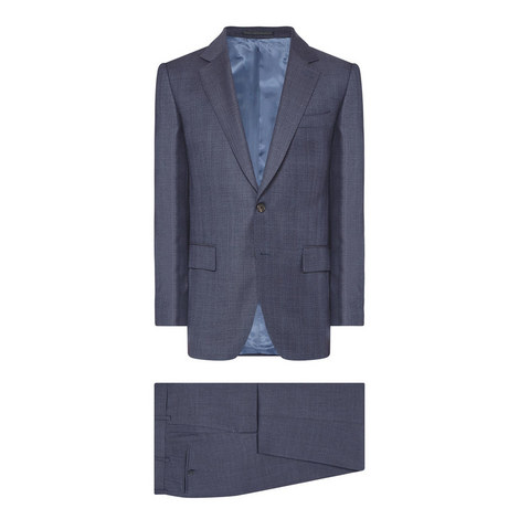 2-Piece Plain Suit, ${color}