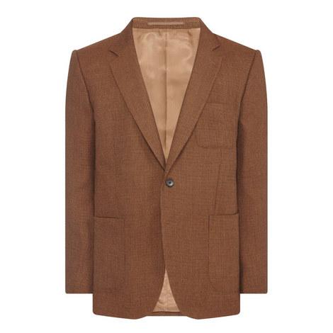 Open-Weave Blazer, ${color}
