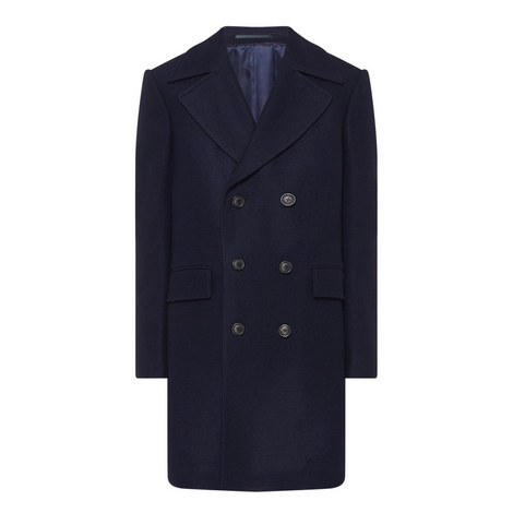 Double-Breasted Coat, ${color}