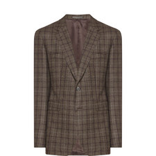 Single Breasted Cashmere Blazer