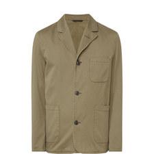 Buttoned Sargent Jacket