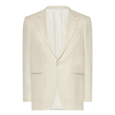 White Peak Evening Jacket, ${color}