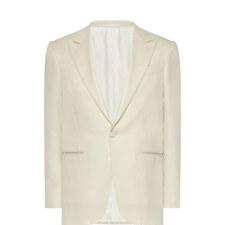 White Peak Evening Jacket