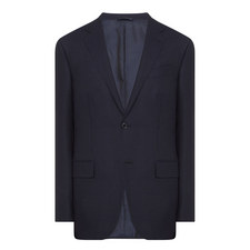 Single Breasted Wool Blazer