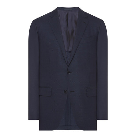 Single Breasted Cool Effect Blazer, ${color}