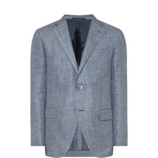 Notched Lapel Blazer