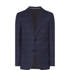 Drop 8 Multi Check Jacket