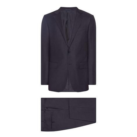 Wool Flannel Suit, ${color}