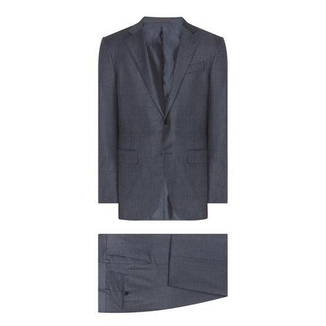 Two Piece Check Suit, ${color}