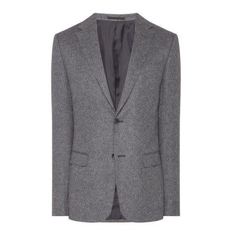 Drop 8 Herringbone Blazer, ${color}