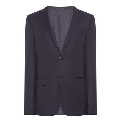 D8 Single-Breasted Blazer, ${color}