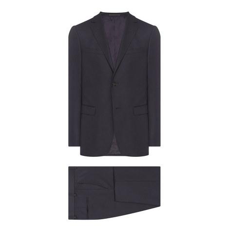 Drop 8 Two Piece Flannel Suit, ${color}
