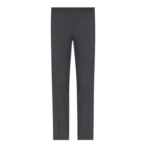 Pleated Suit Trousers, ${color}