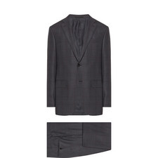 Milano Easy Check Suit