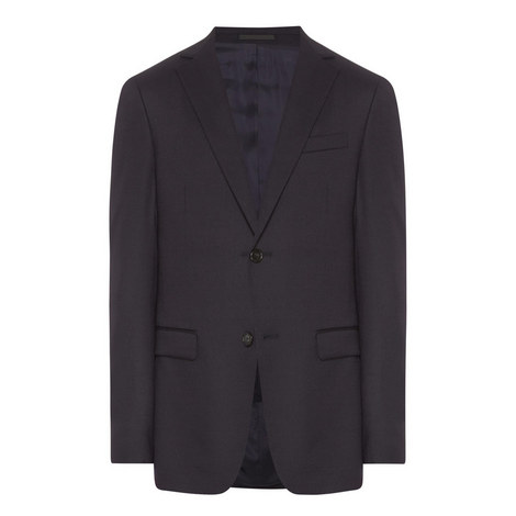 Drop 8 Textured Wool Blazer, ${color}