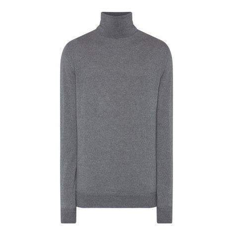 Polo Neck Merino Wool Sweater, ${color}