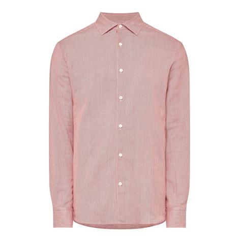 Faint Stripe Shirt, ${color}