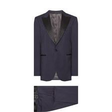 Peak Lapel Evening Suit