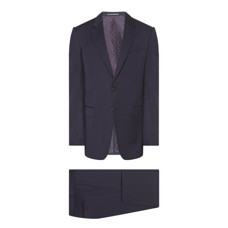 2-Piece Byard Fit Suit, ${color}