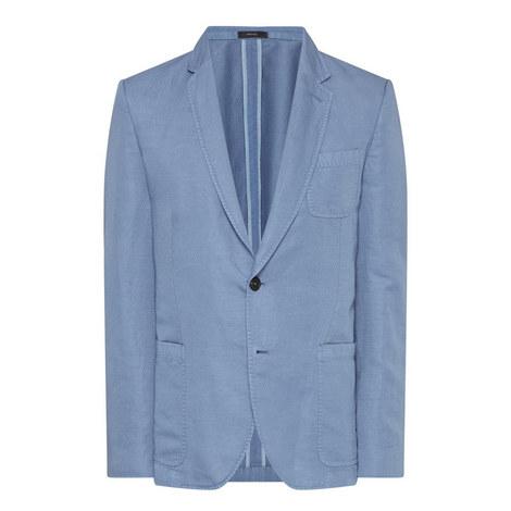 Textured Cotton Jacket, ${color}