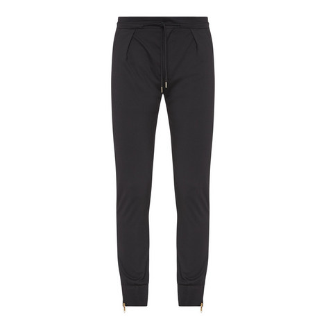 Drawstring Smart Trousers, ${color}