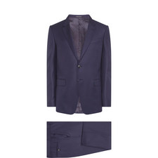 Two-Piece WoolSuit
