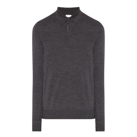 Merino Wool Polo Shirt, ${color}