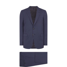 2-Piece Suit To Travel In