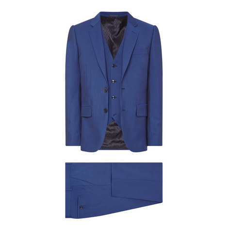 3-Piece Soho Fit Suit, ${color}