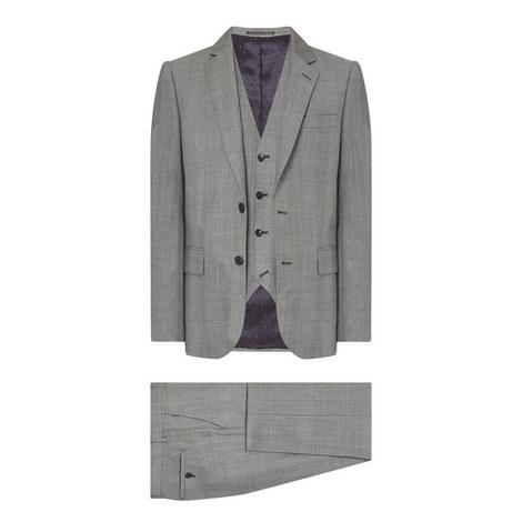 3-Piece Soho Fit Suit, ${color}