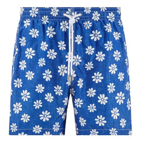 Floral Swim Shorts, ${color}