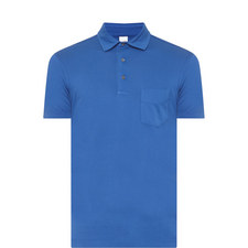 Breast Pocket Polo Shirt