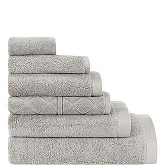 Angel Towels Silver Grey